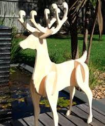 best 25 wooden reindeer ideas on wood reindeer