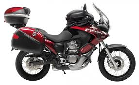 honda transalp colour of dark red transalp 700