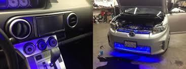 installing led lights in car led headlights car led lighting installation