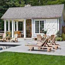 Build A Small Guest House Backyard Pool House Ideas Bob Vila Yard Ideas Pinterest Pool Houses