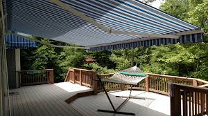 Retractable Awning For Deck Residential Awnings Retractable Awnings Asheville Nc Air Vent