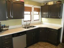 Professionally Painting Kitchen Cabinets Olive Green Painted Kitchen Cabinets Best Home Decor
