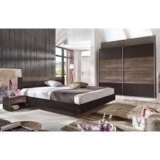 chambre complete adulte conforama chambre complète louna coloris chêne vente de chambre complète