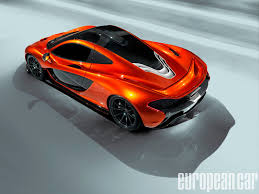 mclaren p1 side view mclaren p1 official performance specs announced photo u0026 image gallery