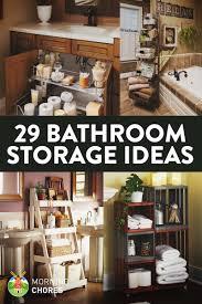Bathroom Storage Idea 29 Space Efficient Bathroom Storage Ideas That Look Beautiful
