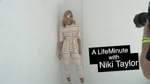 a moment with supermodel mom niki taylor lifeminute tv your