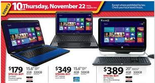 black friday 2014 walmart best buy target leaked ads