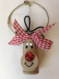 best 25 reindeer ornaments ideas on reindeer craft