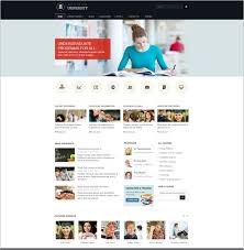 drupal different templates for different pages universities drupal template skiro pk i pro tk