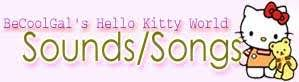 kitty downloads sounds songs