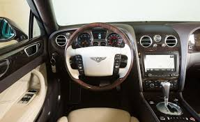 2013 Bentley Continental Flying Spur Speed Information And