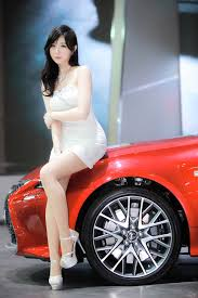 lexus vietnam motor show 2015 yeon da bin seoul motor show 2015 lexus asian race pinterest
