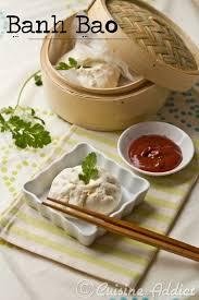 cuisine a la vapeur banh bao brioches vapeur vietnamiennes farcies au porc cuisine