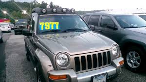 used cars jeep liberty 2003 jeep liberty renegade automatic used car for sale