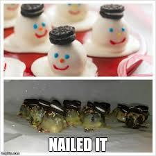 Nailed It Meme - nailed it imgflip