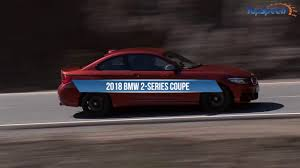 2018 bmw 2 series coupe youtube
