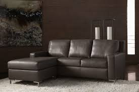 Light Gray Leather Sofa by L Shaped White Leather Sectional Sleeper Sofa With Chrome Metal