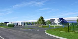 siege social conforama le plus grand entrepôt logistique d europe sur une zone d