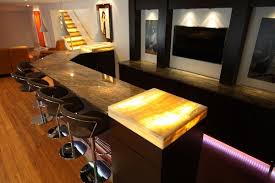 Basement Bar Top Ideas Kitchen Bar Top Ideas U2013 How To Choose The Right Bar Counter