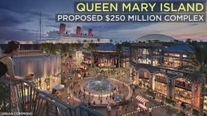 queen mary island u0027 plans include ice climbing zip lining abc7 com