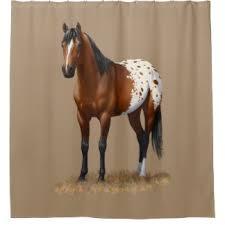 western horse shower curtains zazzle