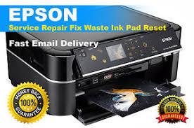 reset epson 1390 printer reset waste ink pad epson stylus photo 1390 delivery email ebay