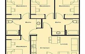 house plan ideas bedroom house plans americas home place six split cottage with two