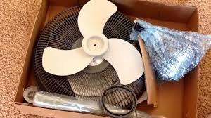 30 Oscillating Pedestal Fan Lasko 16