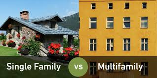 my experience investing in single family homes vs multifamily housing
