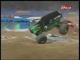 youtube monster trucks jam monster truck crashes and carnage please read description youtube