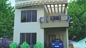 Bahria town House Available on Easy Installments 5 Marla 3 Bed