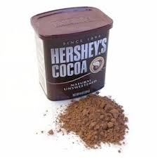 unsweetened cocoa powder substitutes ingredients equivalents
