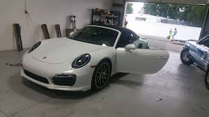 porsche white 911 porsche 911 turbo s white 2016