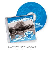 favors for class reunions class reunion cd favors