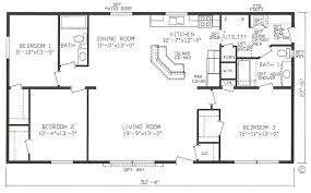 Patio Homes Floor Plans Open Floor Plan Modular Homes Modular Homes Floor Plans Modular