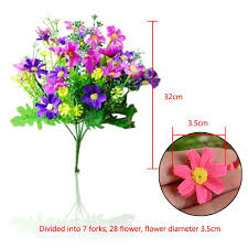 Artificial Flowers Home Decor by 2016 2015 Orchid Fake Flowers Silk Flowers Gerbera Home Decor Gift