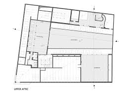 Dance Studio Floor Plan Gallery Of Budapest Music Center Art1st Design Studio 29