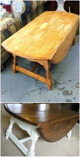 drop leaf coffee tables the 53 best images about drop leaf table upcycle on pinterest
