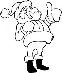 download coloring pages santa claus coloring pages kids santa