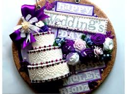 Wedding Wishes Cake How To Make Sweet Wedding Greeting Card Snapguide
