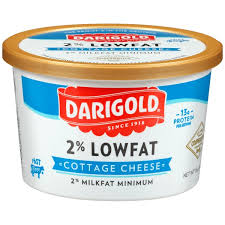 Cottage Cheese Low Fat by Darigold 2 Lowfat Cottage Cheese From Qfc Instacart