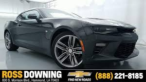 camaro vehicles for sale in hammond la ross downing chevrolet