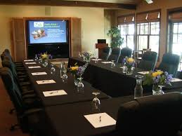 U Shaped Boardroom Table Modern Conference Room With Rectangular White Acrylic Top Meeting