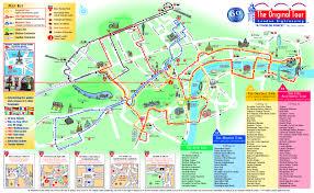 St Paul Campus Map 243 London Route Map Jpg 2865 1770 England Pinterest Bus