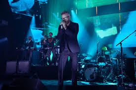 The National by The National Hammersmith Apollo London Diy