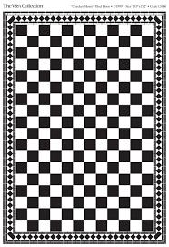 Black And White Checkered Tile Bathroom Splendid Tile Hexagonal Black Then Home Tile In Bathroom Black