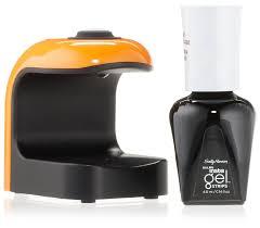 amazon com sally hansen salon insta gel strips starter kit wine