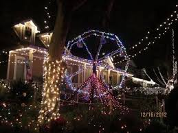Christmas Lights In Torrance See Drunk Reindeer At Sleepy Hollow Christmas Lights Extravaganza