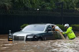 roll royce indonesia rolls royce ghost flooded in jakarta photo gallery autoblog