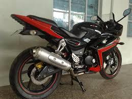 honda cbr 180cc bike price awesomely modified black bajaj pulsar 220